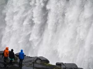 John Rhodes: Dettifoss, Iceland — Projim
